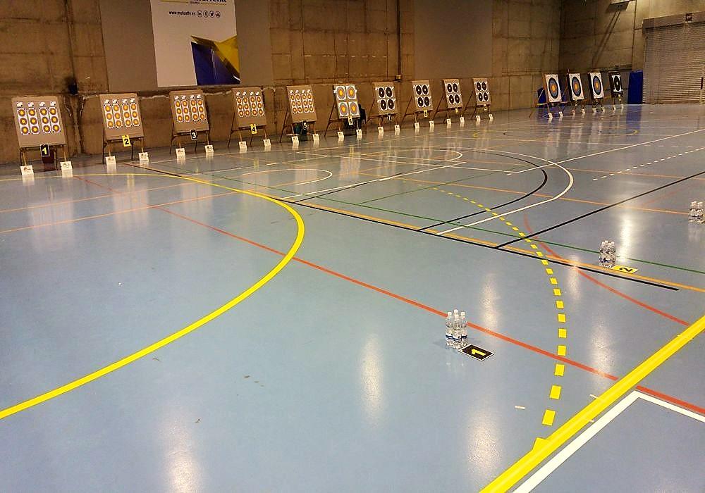Temporada sala tiro con arco